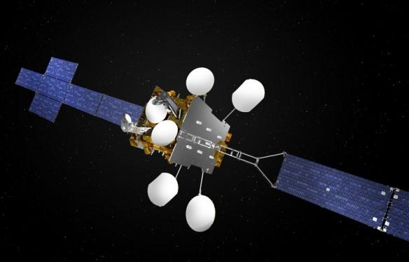 Satelita Spacebus Neo Thales Alenia Space
