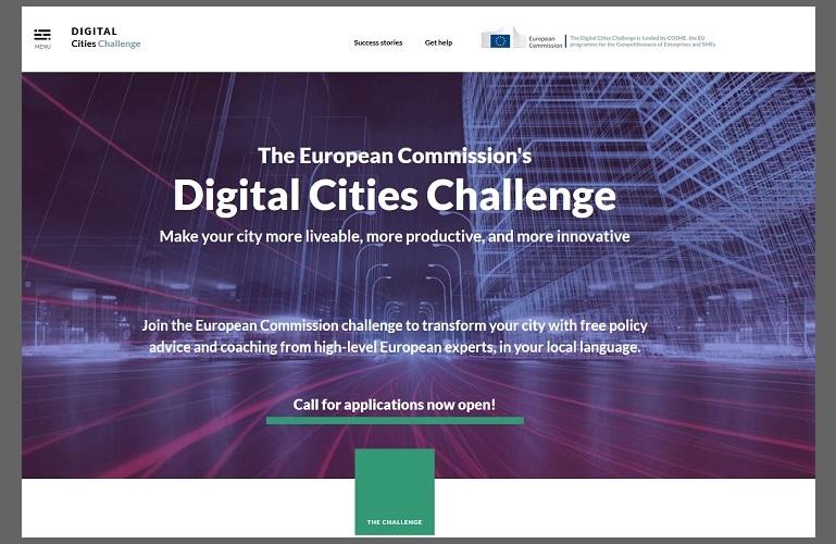 Konkurs The Digital Cities Challenge