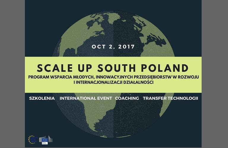Scale-Up South Poland - wsparcie dla młodych firm