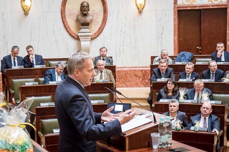 Sejmik uchwalił dwie nowe specjalizacje inteligentne województwa śląskiego
