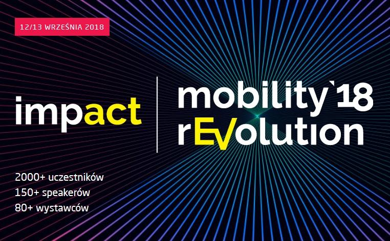 Impact mobility rEVolution'18! w Katowicach