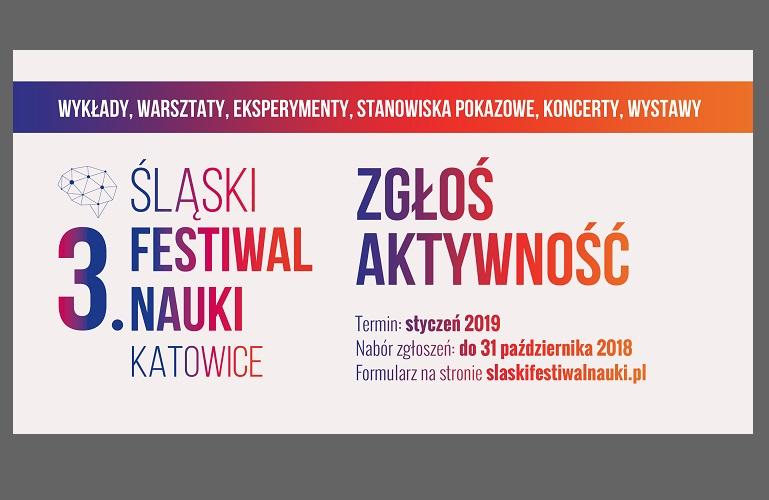 III Śląski Festiwal Nauki w Katowicach