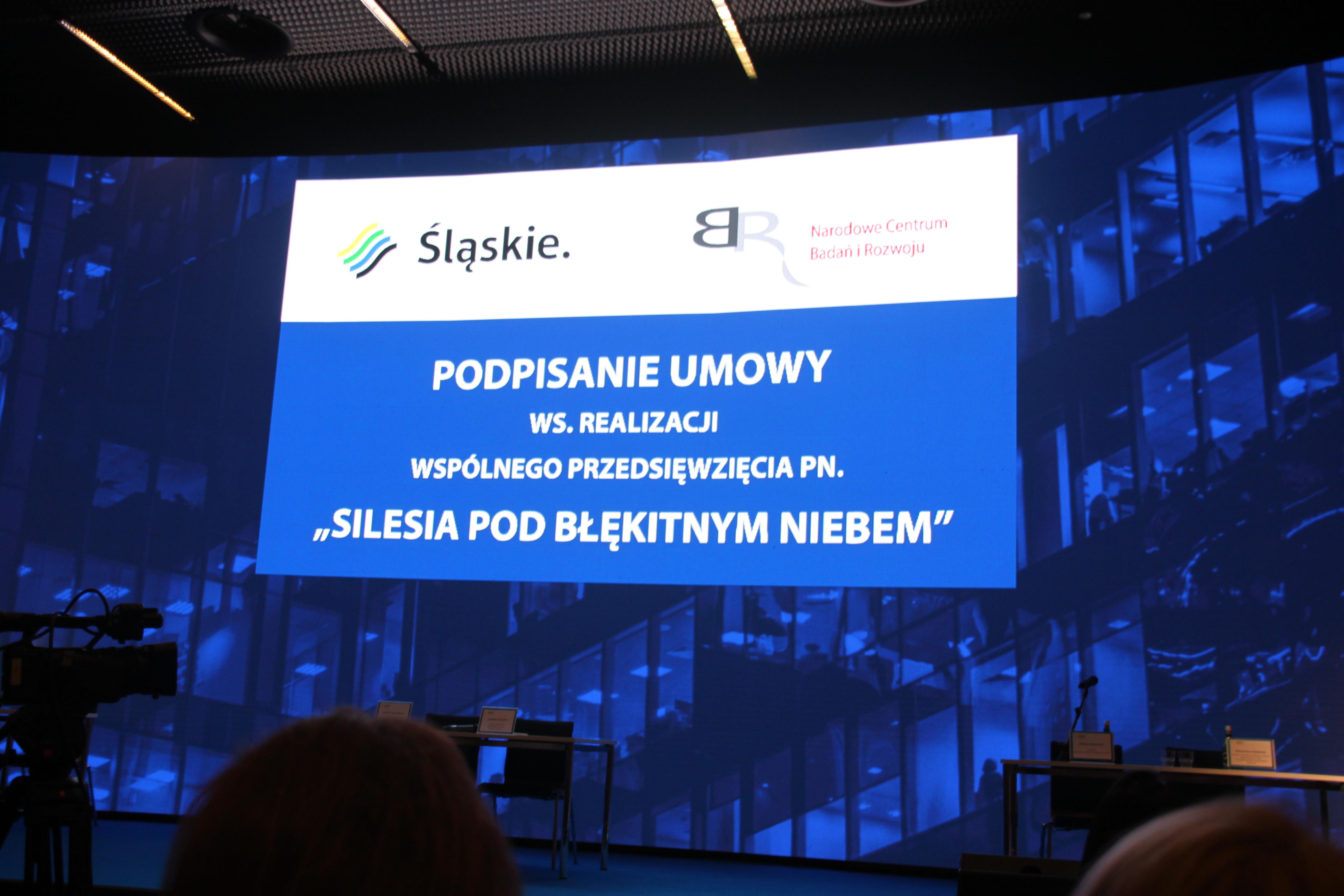 Silesia pod błękitnym niebem