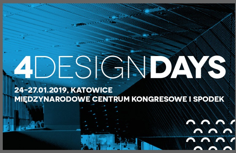 IV edycja 4 Design Days 2019