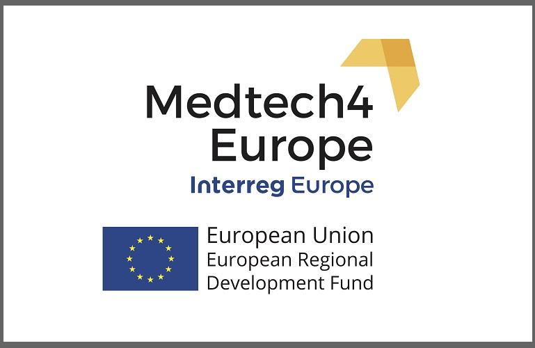 Konferencja online projektu Medtech4Europe - Stimulating Medical Technologies: the role of regional innovation policies