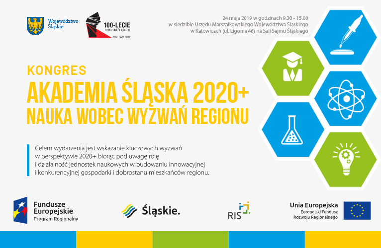 KONGRES AKADEMIA ŚLĄSKA 2020+. Nauka wobec wyzwań regionu