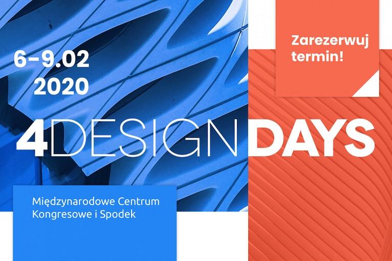 V edycja 4 Design Days 2020