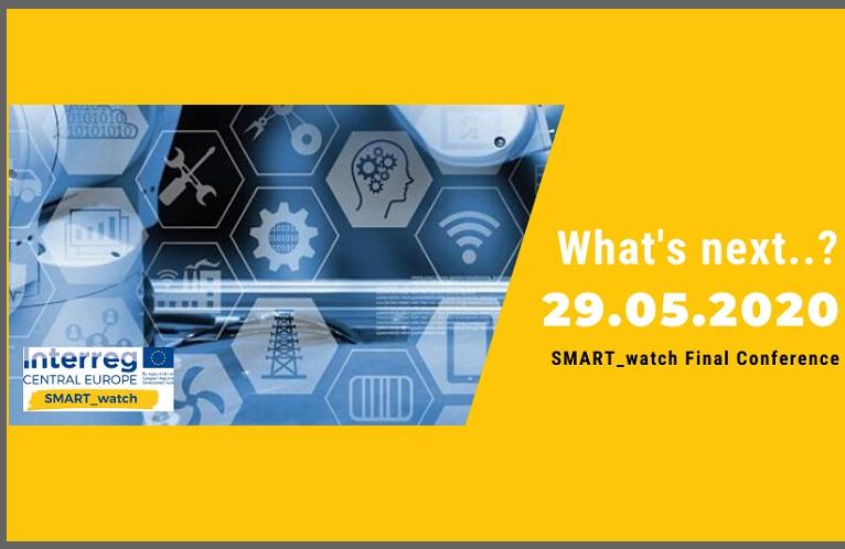 "Konferencja finalna ""What's next..?"" projektu SMART_watch"