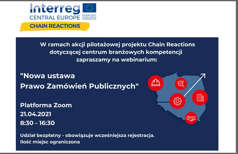 Webinarium Nowa Ustawa Prawo Zamówień Publicznych